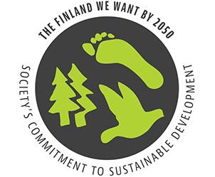 Logo Kestävä Kehitys